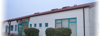 unser Praxisgebäude - Physiotherapie und Osteopathie Mettingen