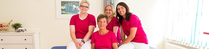 Charisma – Praxis für Physiotherapie & Osteopathie